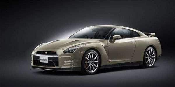 El mercado en Japón tendrá la fortuna de contar con una versión especial del afamado Nissan GT-R Foto: Autos Terra MotorTrend