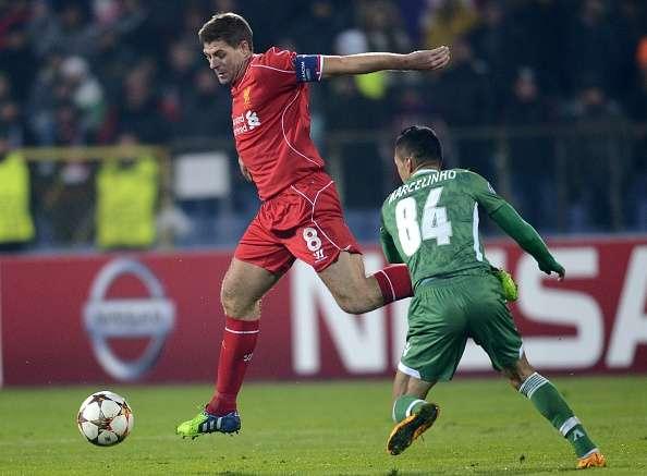 El Liverpool no ha tenido una buena Champions. Foto: Getty Images