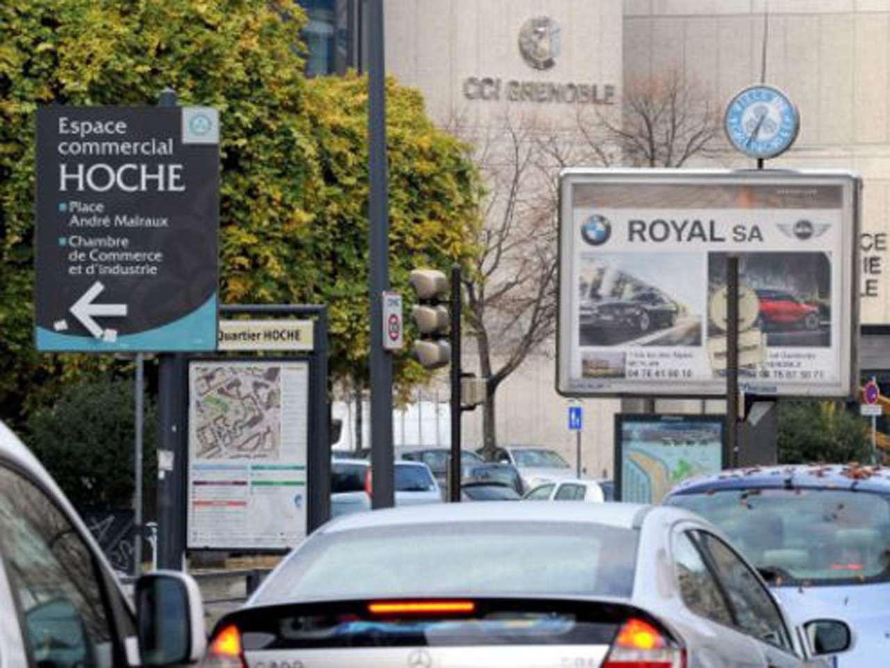 """El alcalde pretende con la medida hacer que la ciudad sea """"menos estresante y agresiva"""" y que esté al """"servicio de la identidad de sus habitantes"""". Foto: AFP en español"""