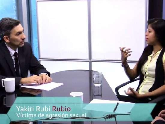Yakiri Rubí Rubió participó en el onceavo programa de la Cuarta Temporada de Tejemaneje. Foto: Terra