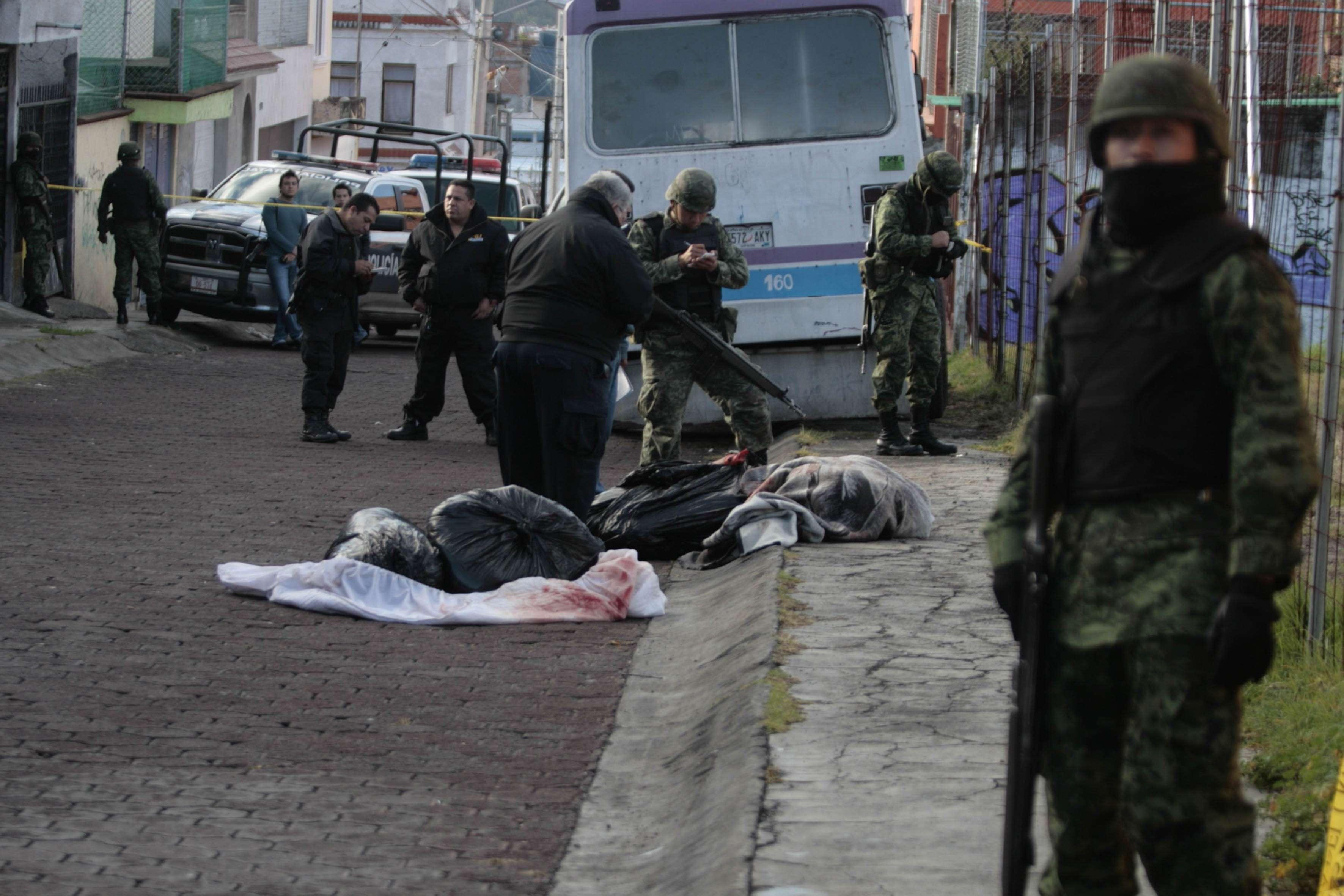 Sí eran mandos de la Fuerza Rural los decapitados: Aldo Macías. Foto: Archivo Quadratín México