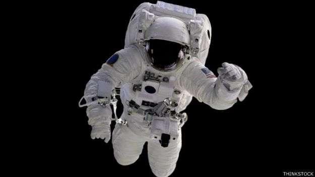 Hace falta desarrollar nuevos trajes si el objetivo es ir más lejos dentro del Sistema solar Foto: BBC Mundo/Thinkstock