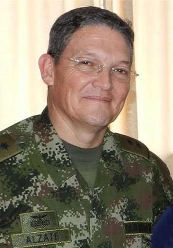 Rubén Dario Alzáte deberá explicar al Congreso colombiano por qué no estaba acompañado de su equipo de seguridad al momento de ser secuestrado. Foto: AP en español