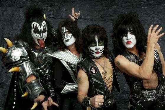 KISS, de nuevo en Argentina. Foto: prensa