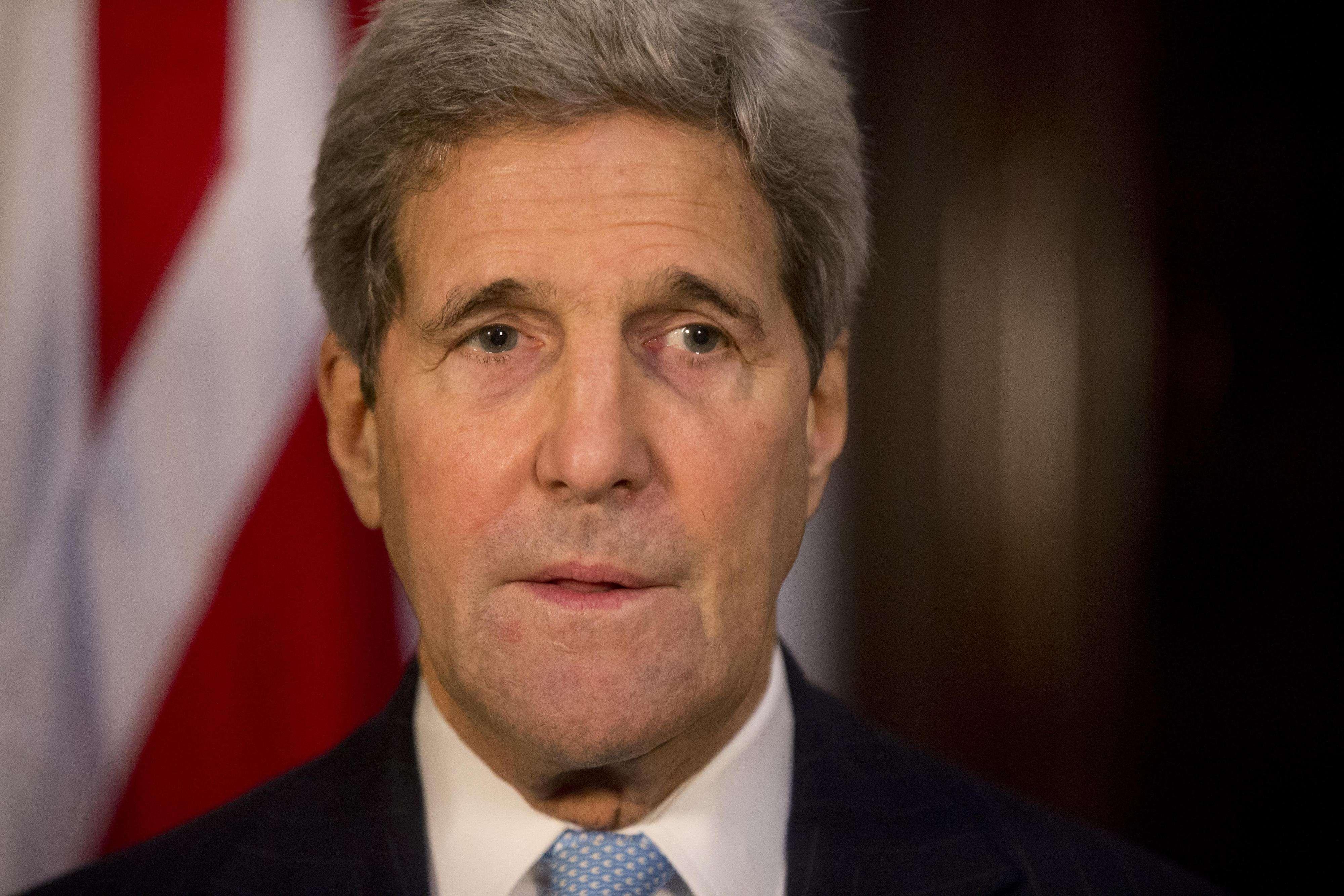 El grupo de senadores envió una carta al secretario de Estado John Kerry. Foto: Getty Images