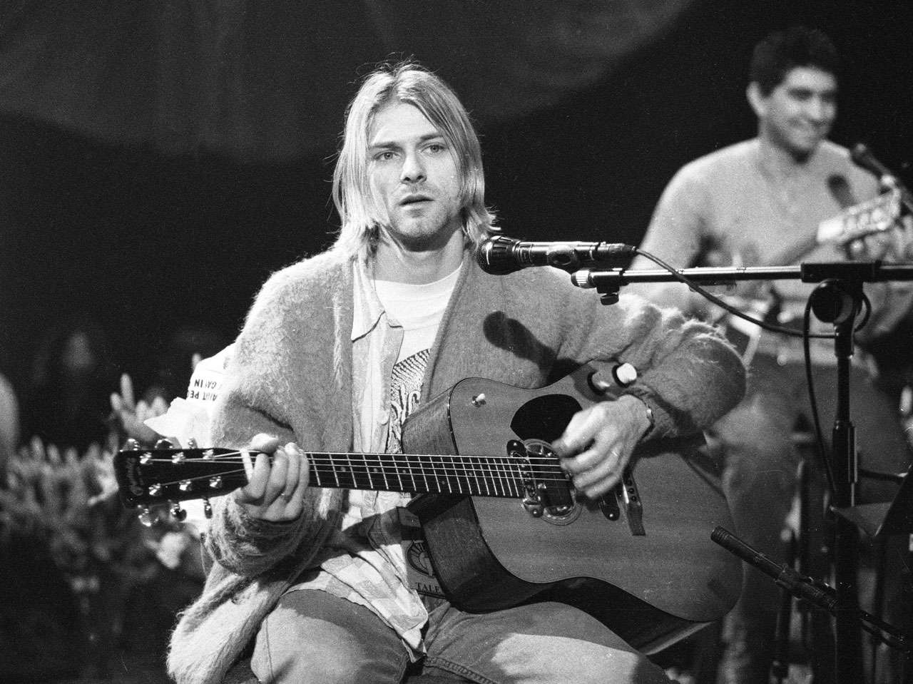 Kurt Cobain Foto: Getty Images