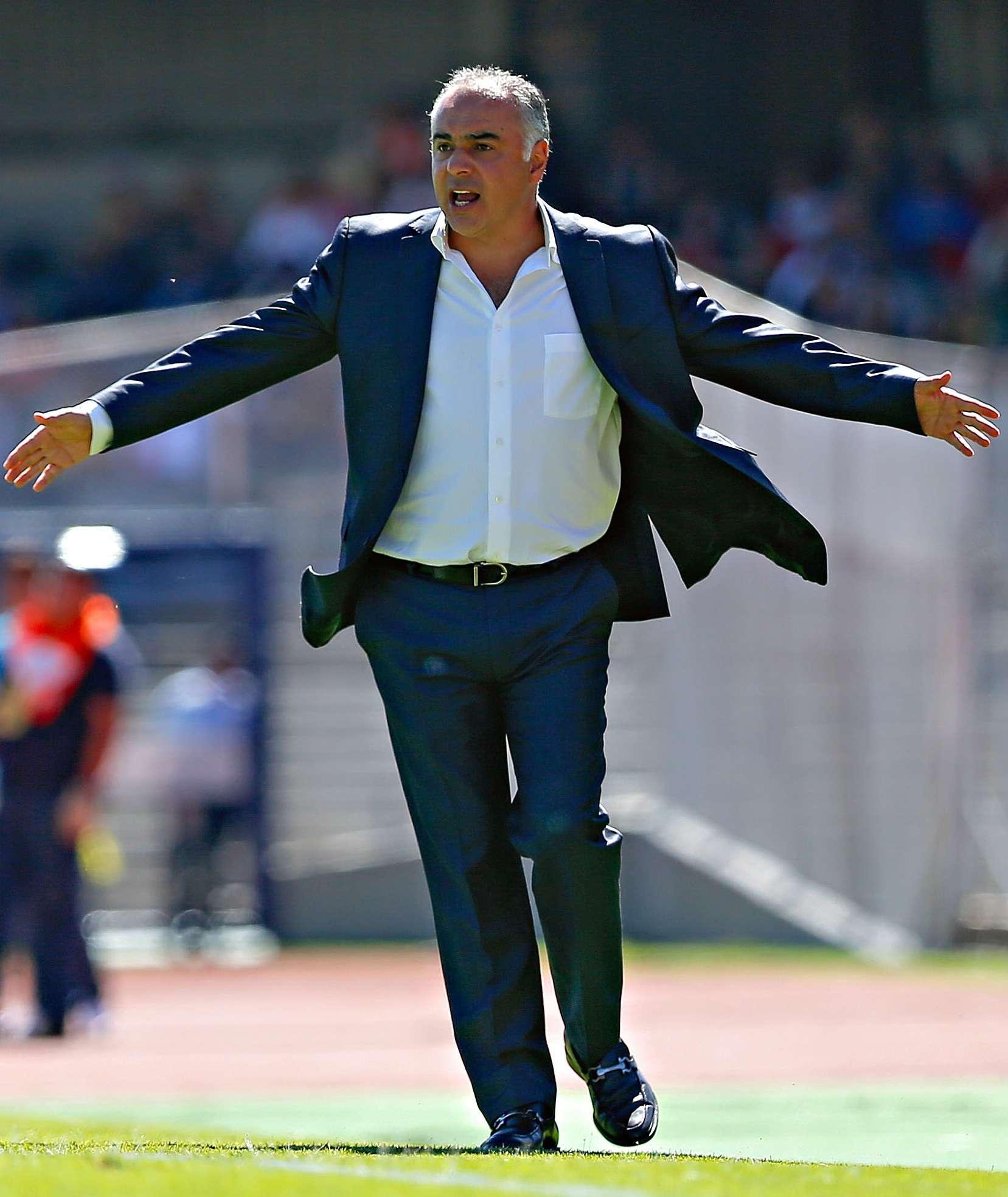 Guillermo Vázquez se mantiene invicto en CU con cinco empates y una victoria. Foto: Imago7