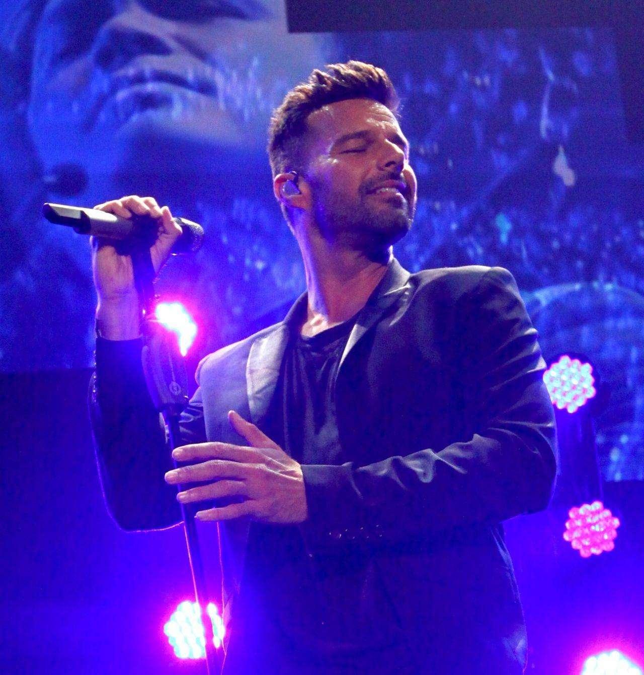 Ricky Martin no anda buscando novio Foto: Agencia Mezcalent