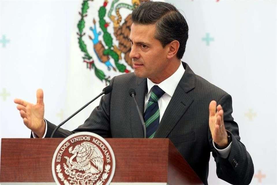 Se trata de otra propiedad de Grupo Higa usada por Peña Nieto y resguardada por el Estado Mayor Presidencial. Foto: Reforma