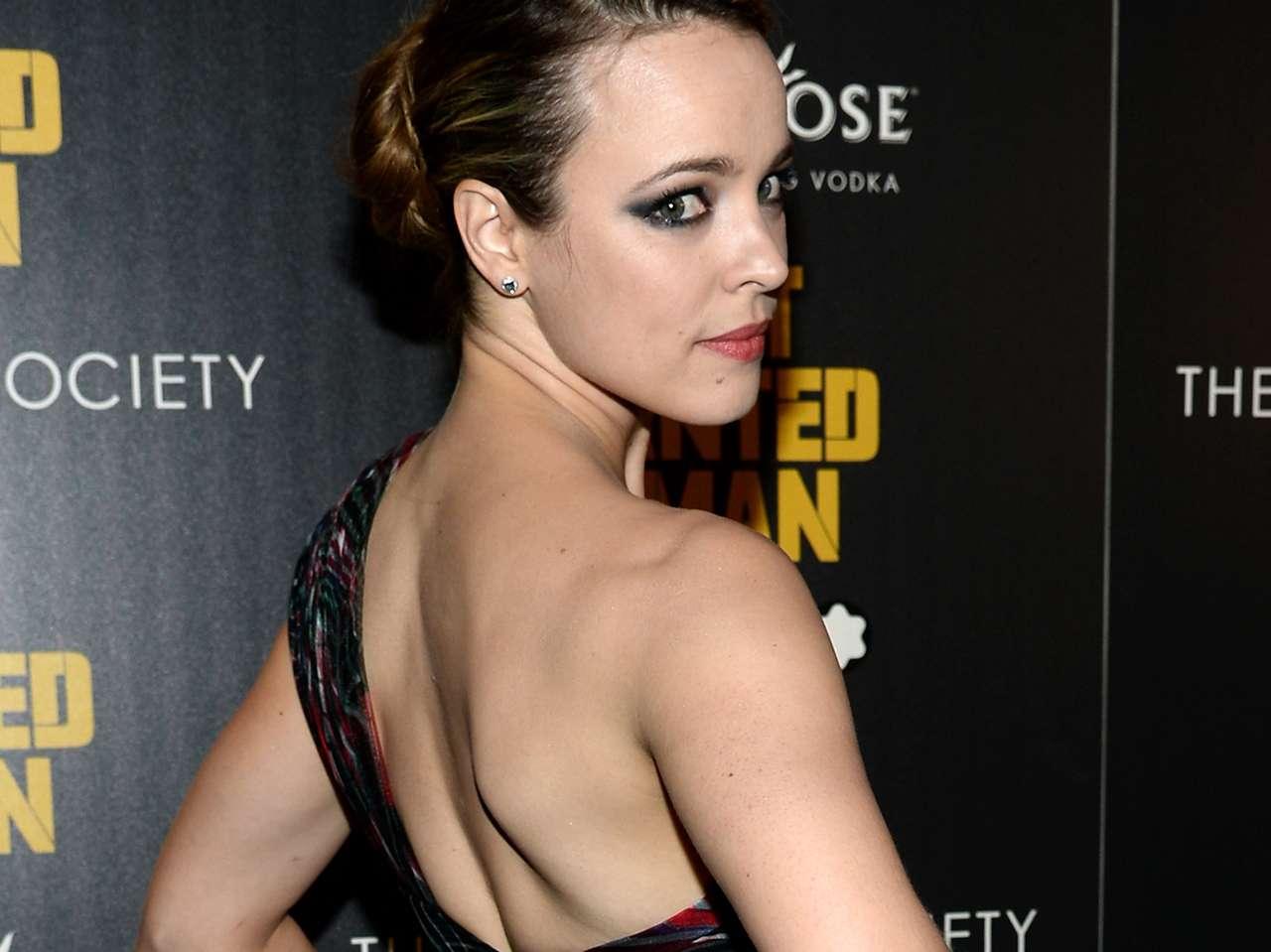 Rachel McAdams ya inició la grabación de sus escenas para la serie de HBO. Foto: Getty Images