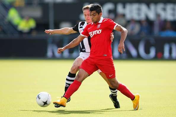 Jesús 'Tecatito' Corona tiene una temporada exitosa con el Twente. Foto: Getty Images