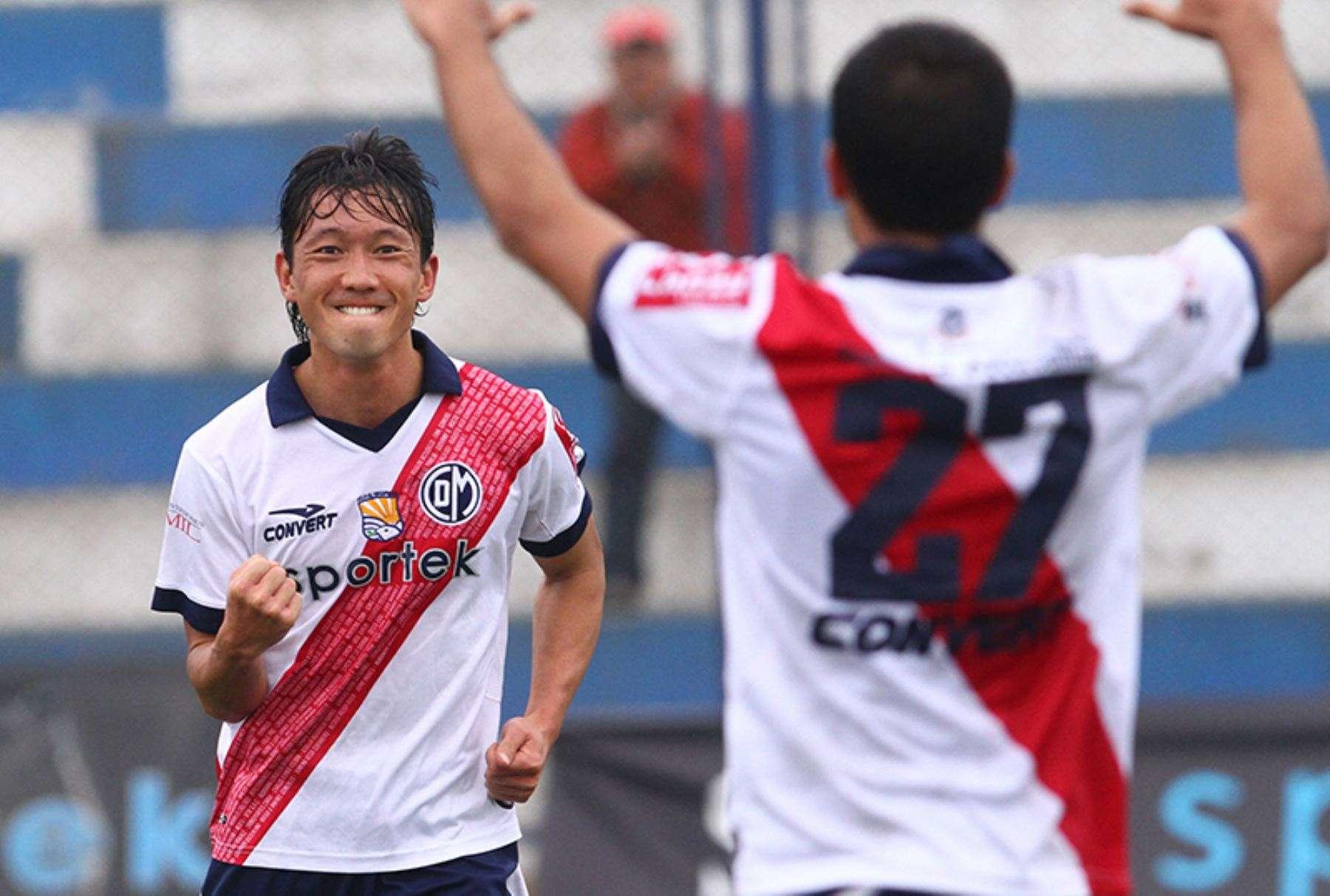 Masakatsu Sawa jugó en Sporting Cristal (2005), Bolognesi (2006), Municipal (2007) y Cienciano (2008), antes de vestir la camiseta del Kashiwa Reysol de su país hasta el 2013. Foto: Difusión