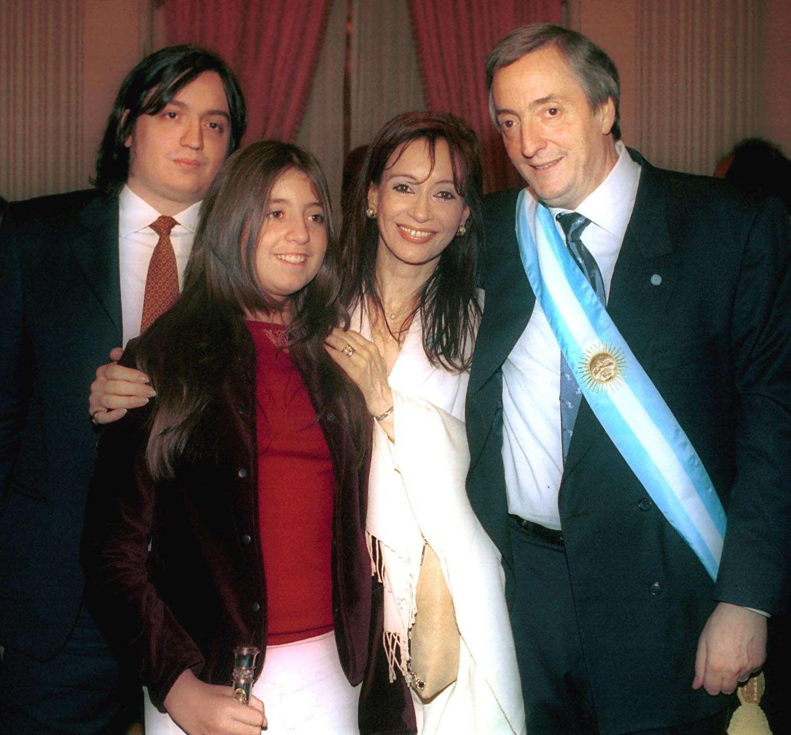 La familia Kirchner, bajo la lupa del juez Bonadío. Foto: NA