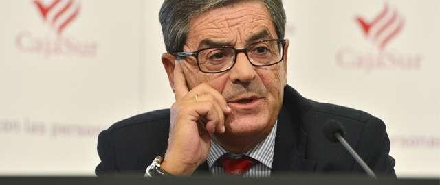 El presidente de Kutxabank, Mario Fernández Foto: EFE en español