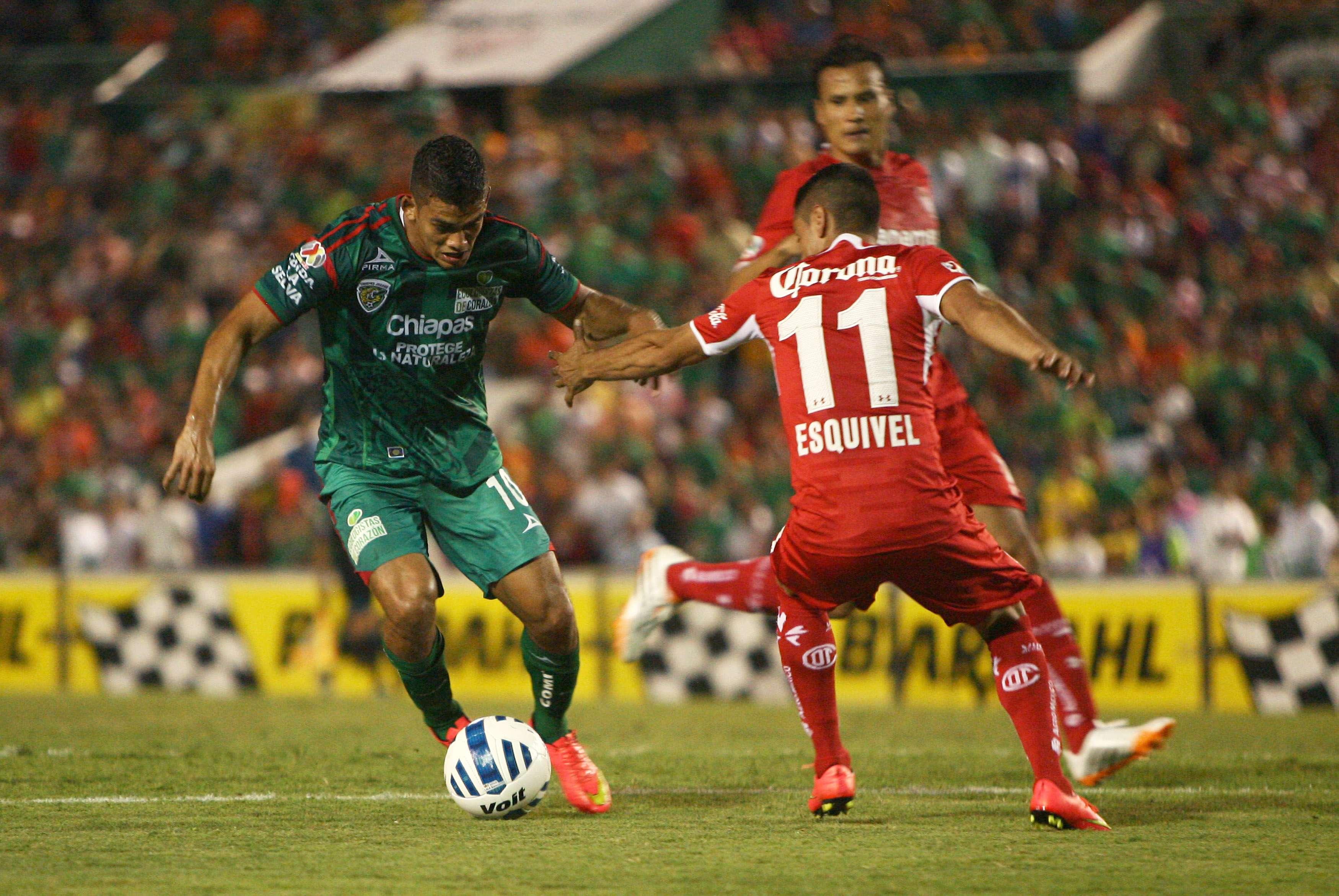 Jaguares puede sorprender a Toluca Foto: Mexsport