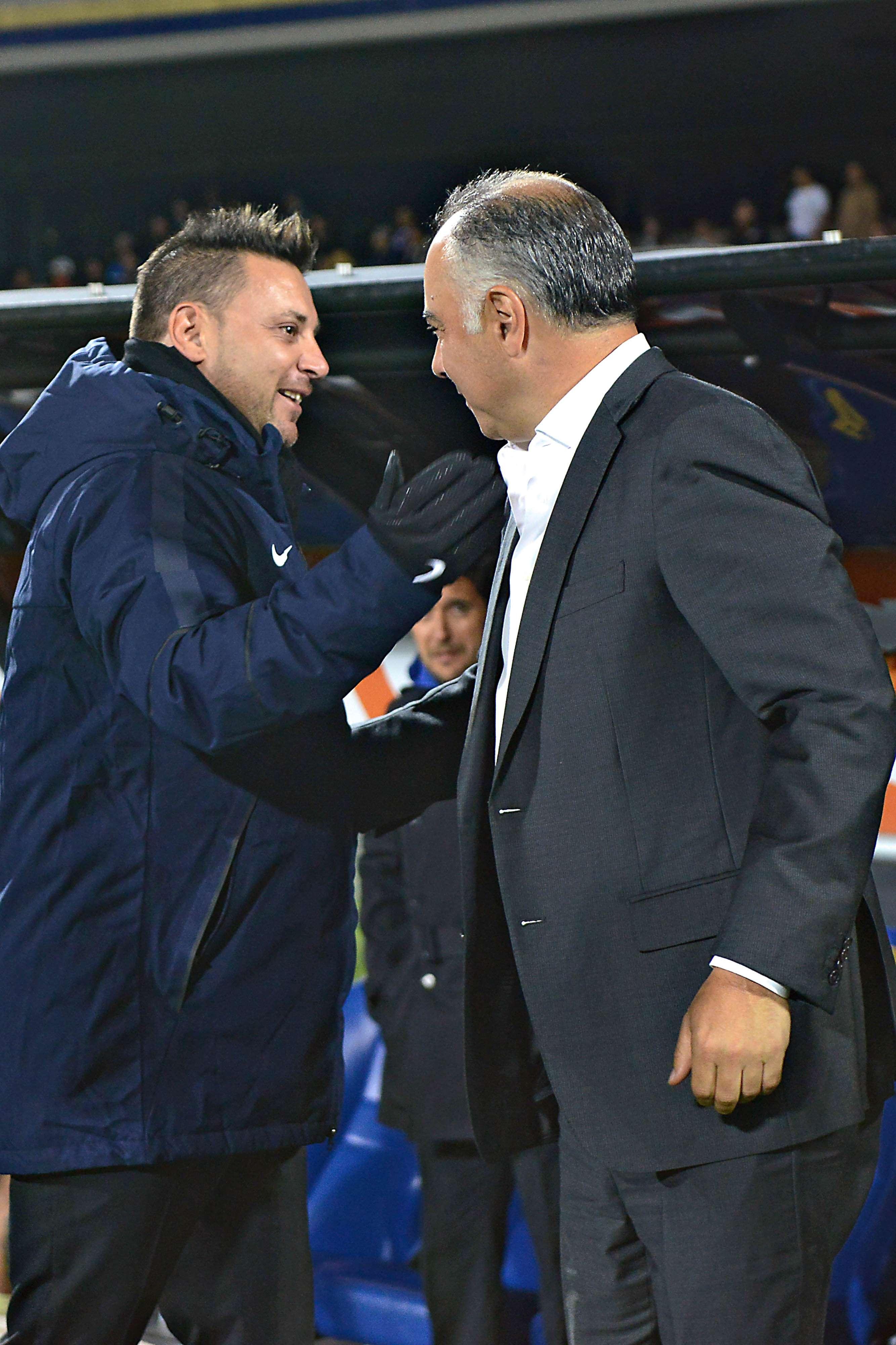 Mohamed perdió el duelo de estrategias con Guillermo Vázquez. Foto: Mexsport