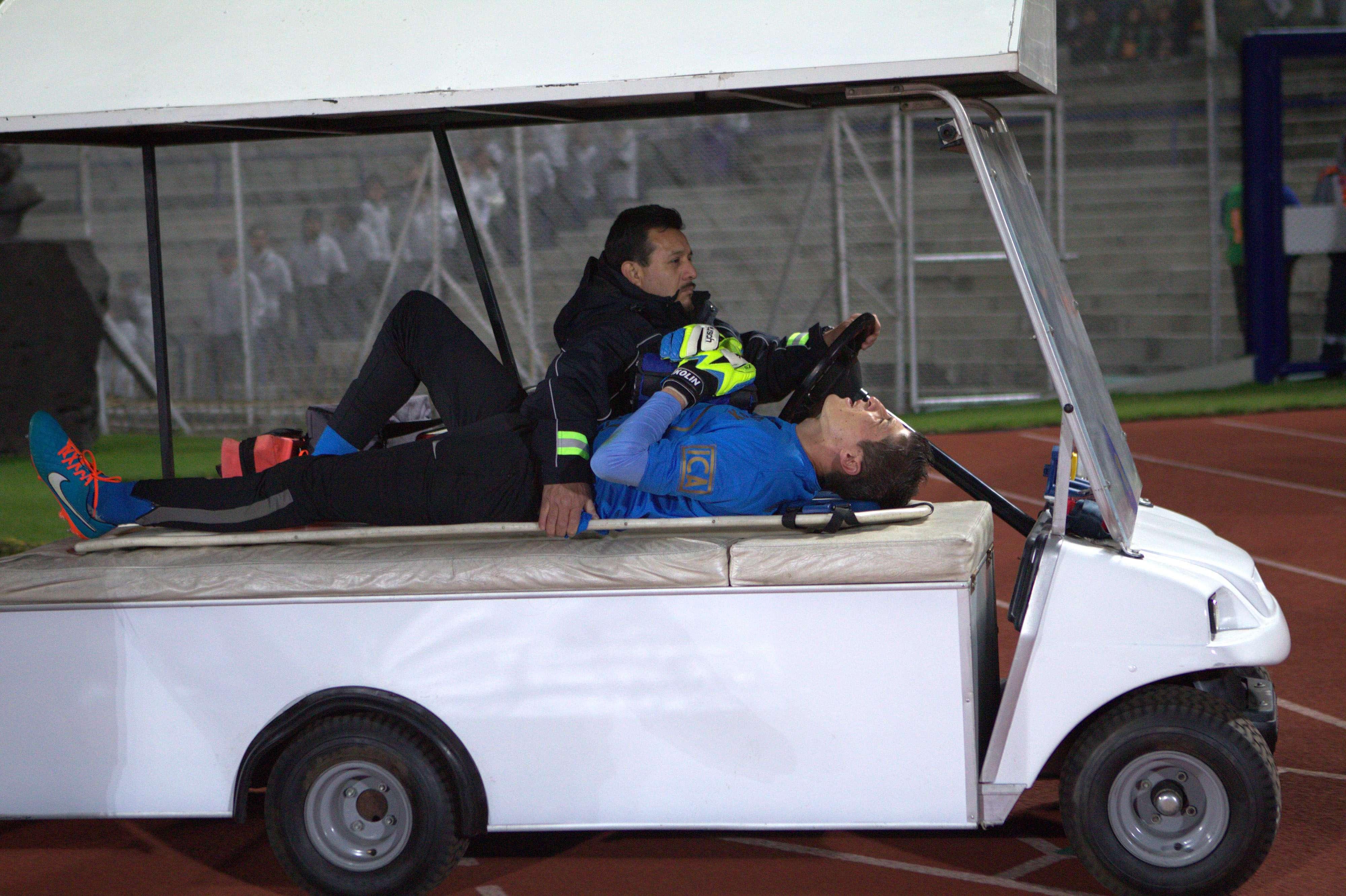 Han sido días complicados para Palacios en este Apertura 2014 Foto: Mexsport