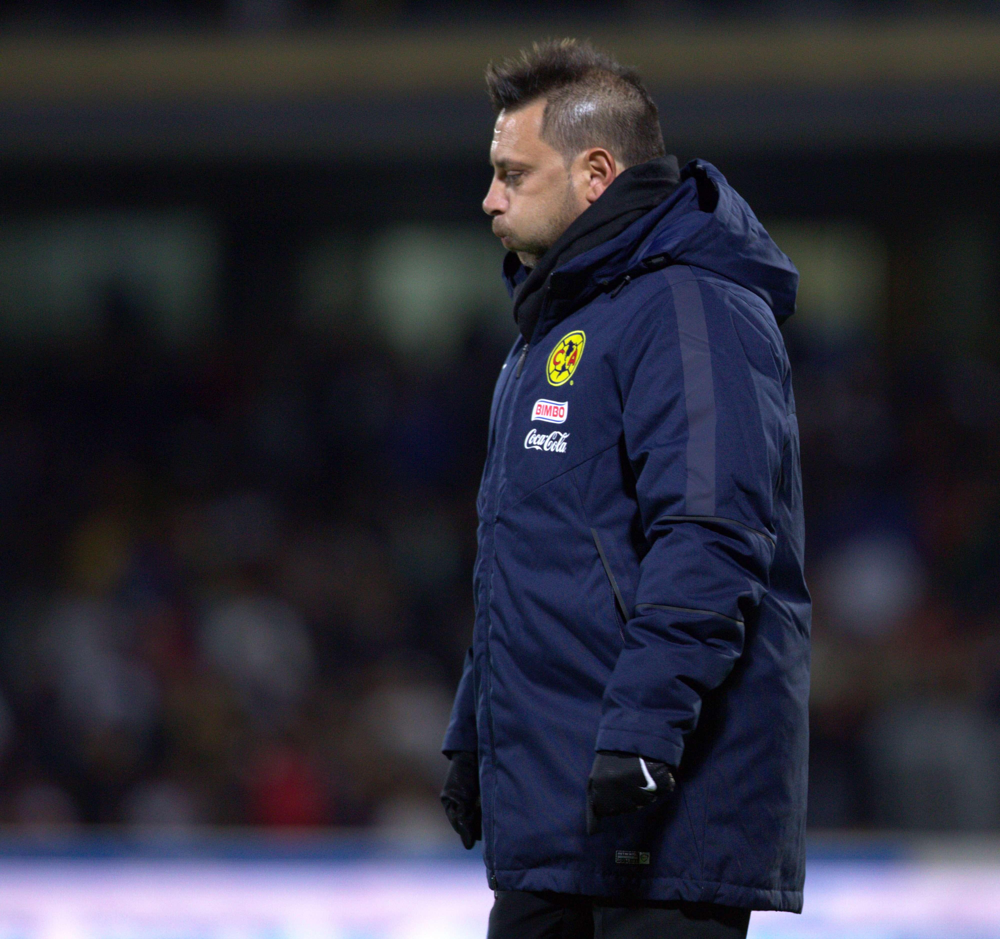 Si América queda eliminado es muy probable que Antonio Mohamed sea despedido Foto: Mexsport