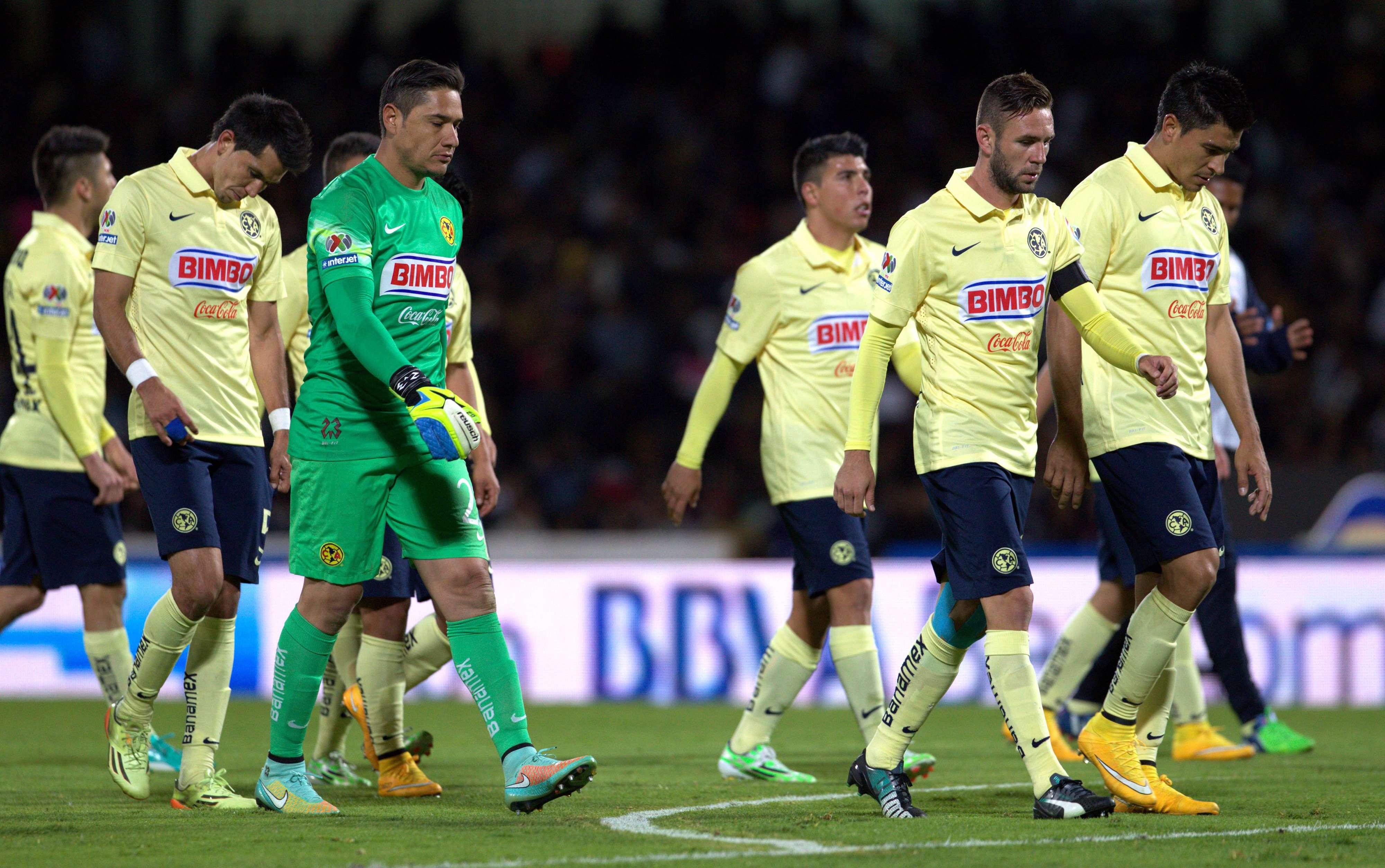 La eliminación ronda en Coapa Foto: Mexsport