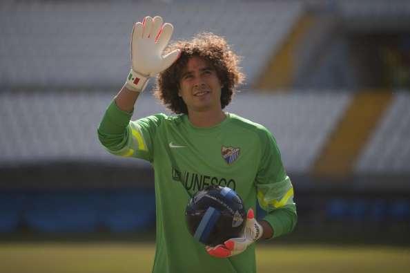 Ochoa todavía no sabe lo que es jugar en la Liga española. Foto: Getty Images