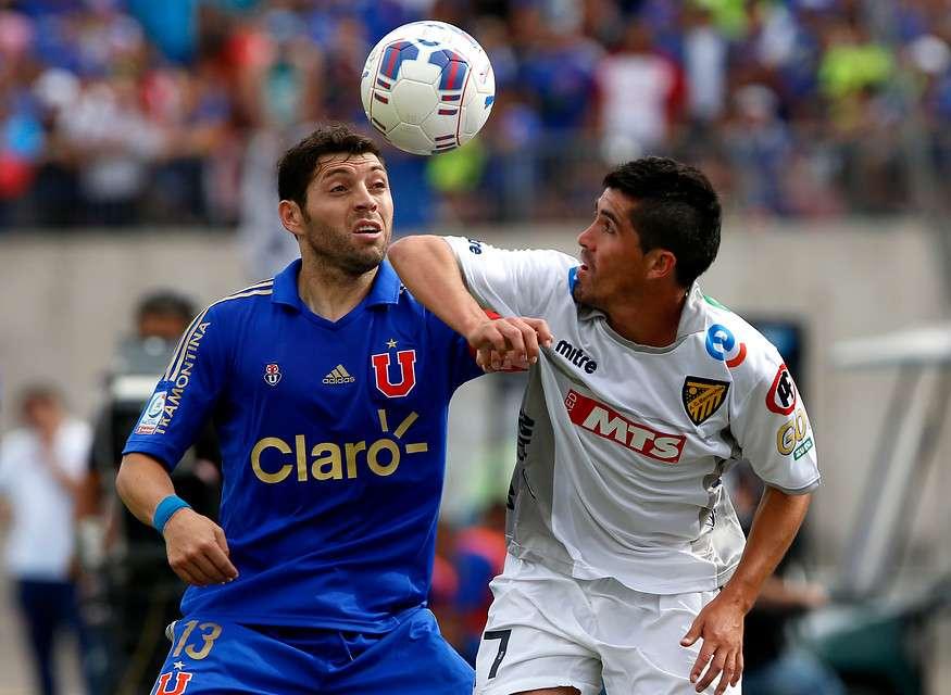 José Rojas dijo que se aprendió de los errores ante Barnechea. Foto: Agencia UNO