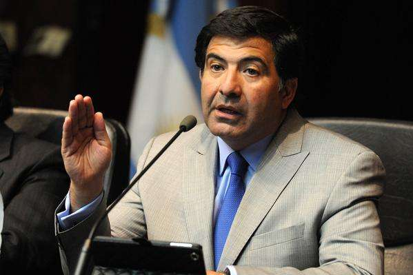 El titular de la AFIP, Ricardo Echegaray. Foto: Noticias Argentinas