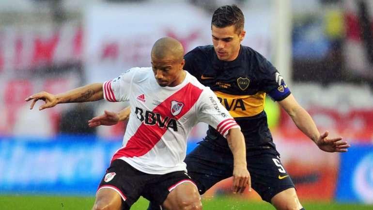 River-Boca buscan el pase a la final de la Sudamericana, Foto: NA