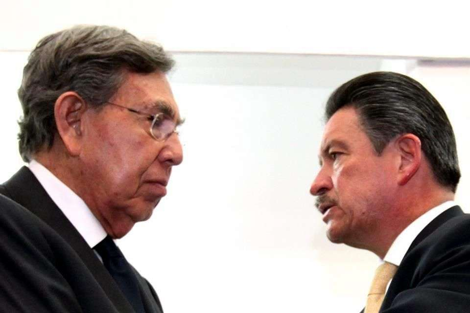 Cuauhtémoc Cárdenas renunció al PRD y el partido parece enfilarse a una crisis complicada de solventar. Foto: Reforma