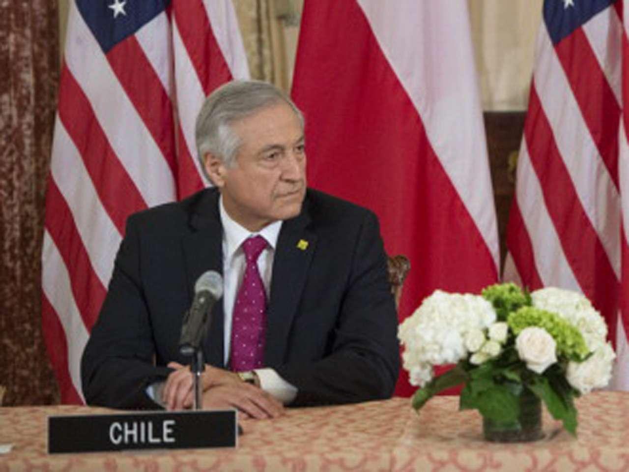 El canciller dijo que se ha acompañado a Lawrence a través del consulado y de la embajada de Chile en México Foto: Getty Images