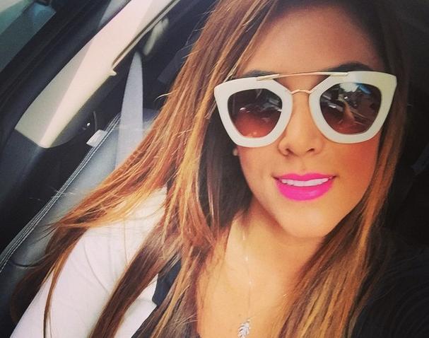 Daniela Ospina. Foto del 25 de noviembre Foto: Instagram