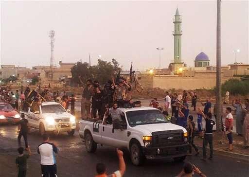 Mosul es la ciudad más grande de Irak y se ha convertido en uno de los principales bastiones del Estado Islámico. Foto: AP en español