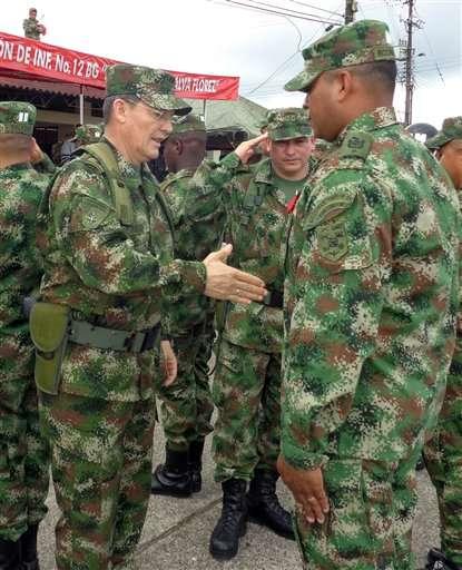 El Congreso colombiano señaló que Alzate deberá de explicar sobre las condiciones en que fue secuestrado. Foto: AP en español