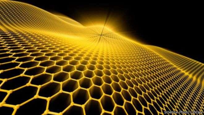 Los investigadores sostienen que algún día la tecnología podría permitir también que membranas de grafeno recojan hidrógeno de la atmósfera Foto: BBCMundo.com