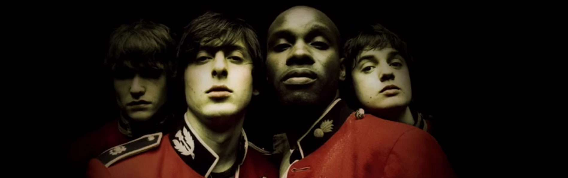 Libertines Foto: Facebook / The Libertines