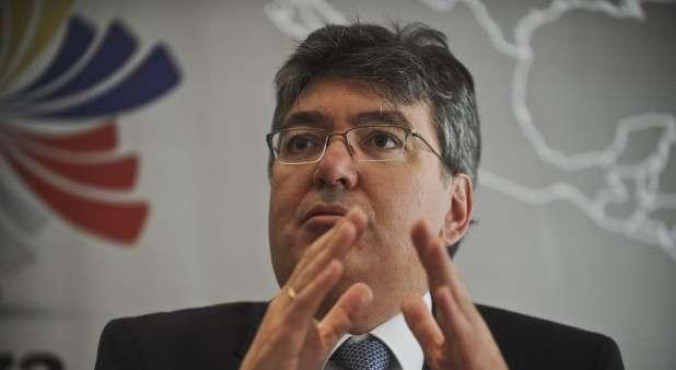 Mauricio Cárdenas, Ministro de Hacienda Foto: AFP