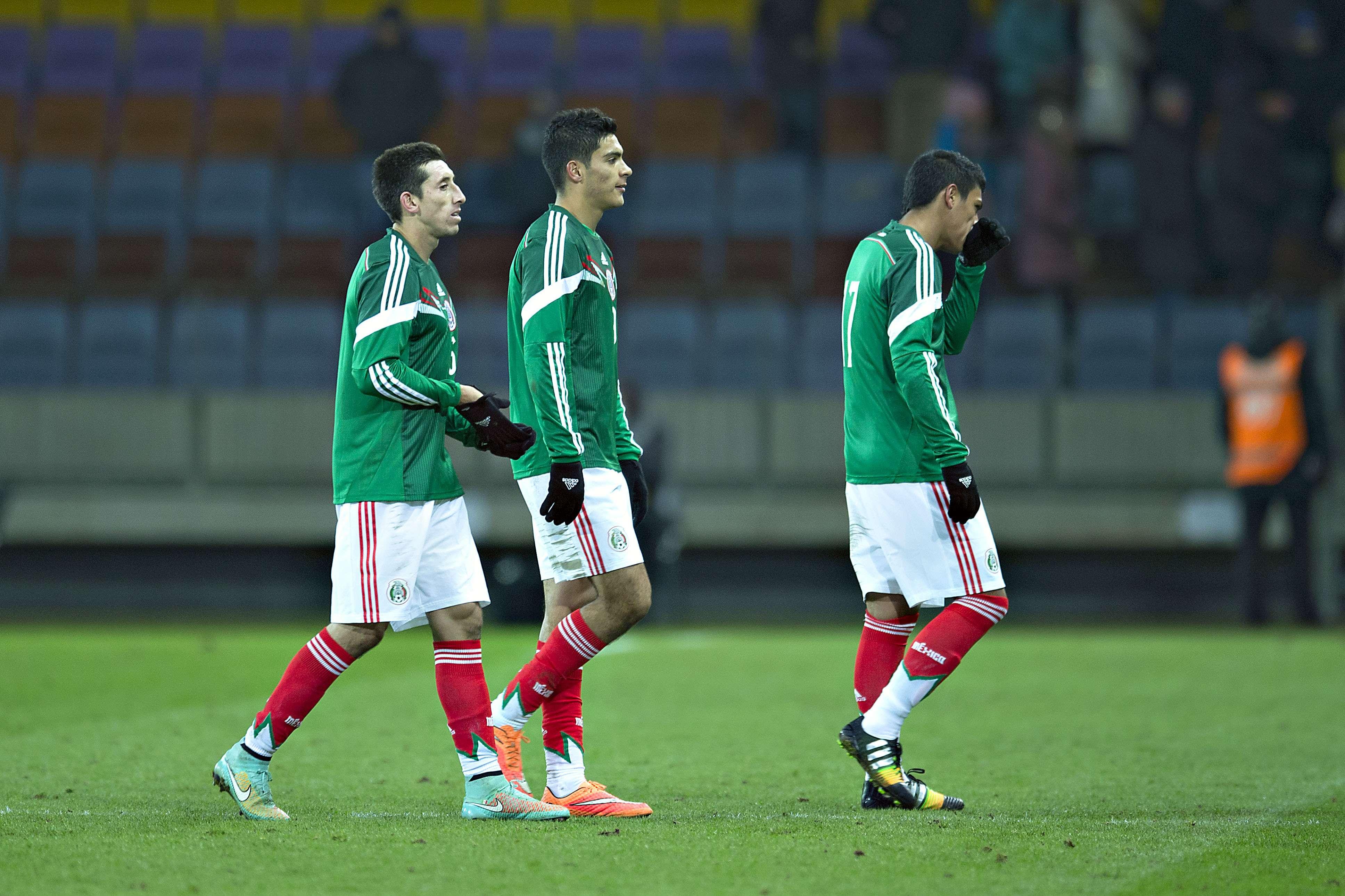 México venció a Holanda y luego perdió ante Bielorrusia en la Fecha FIFA de noviembre. Foto: Imago7
