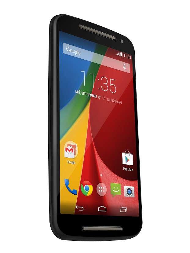 Motorola espera que la segunda generación del Moto G sea igual de exitosa que la primera Foto: Motorola