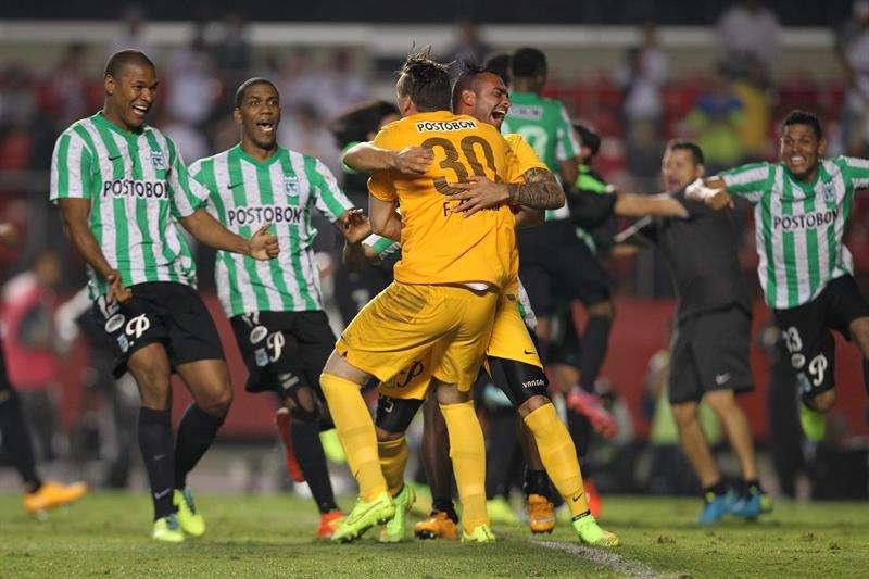 Nacional a la final tras ganar en los penales. Foto: EFE en español