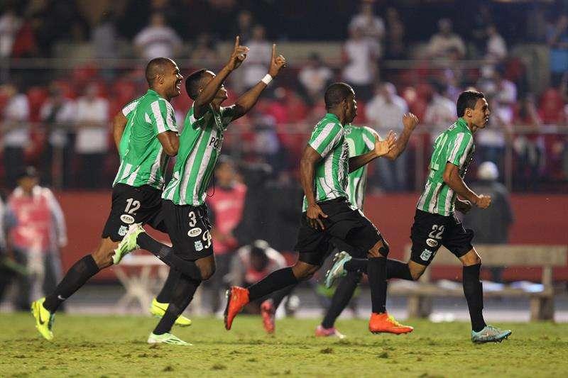 Nacional jugará final ante Boca o River. Foto: EFE en español
