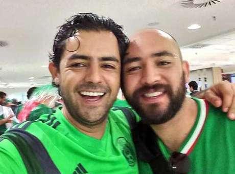 A cuatro meses y medio de ser detenidos durante el Mundial de Futbol Brasil 2014, dos de los cuatro mexicanos detenidos por acosar y tocar a una mujer y golpear a su pareja, fueron puestos en libertad. Foto: Facebook
