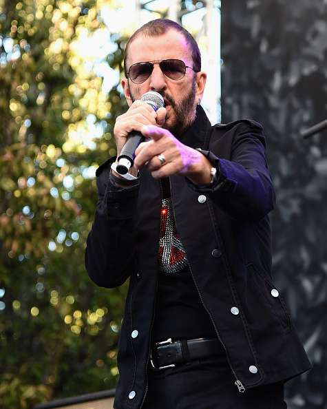 Ringo Starr Foto: Getty Images