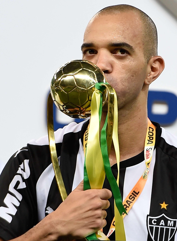 Diego Tardelli foi um dos heróis atleticanos no ano Foto: Buda Mendes/Getty Images