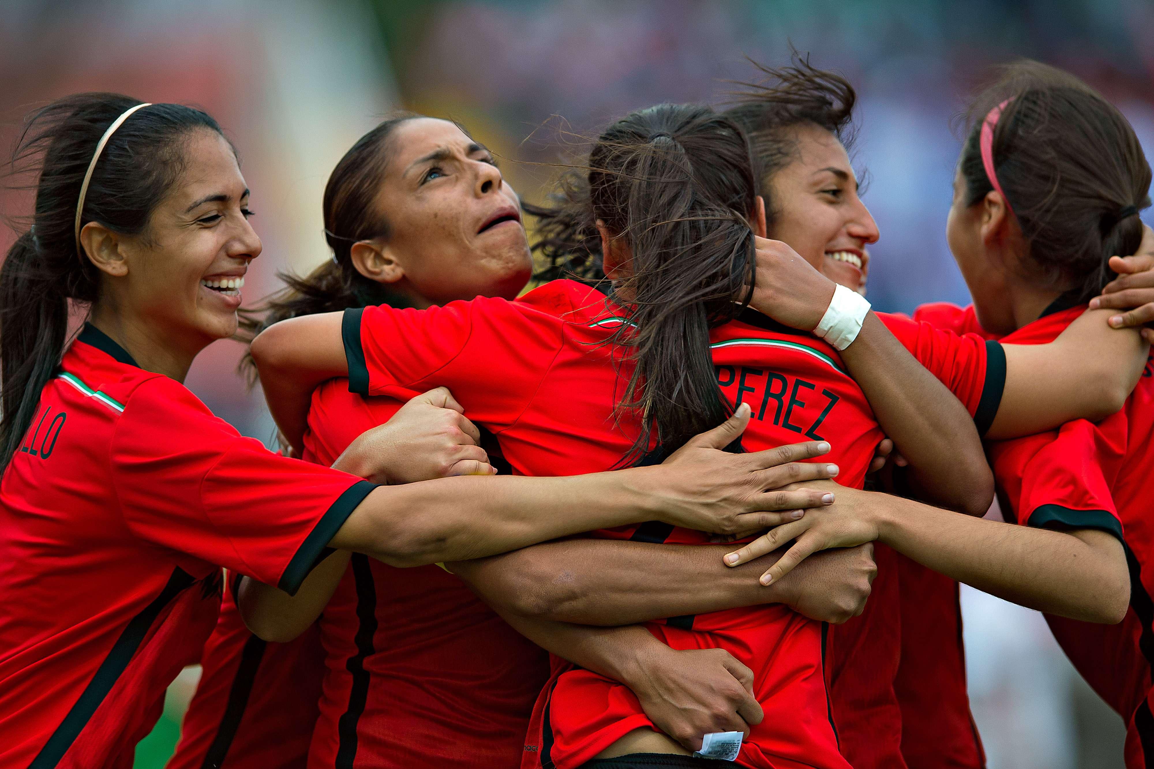 Las mexicanas están a un paso del título. Foto: Mexsport