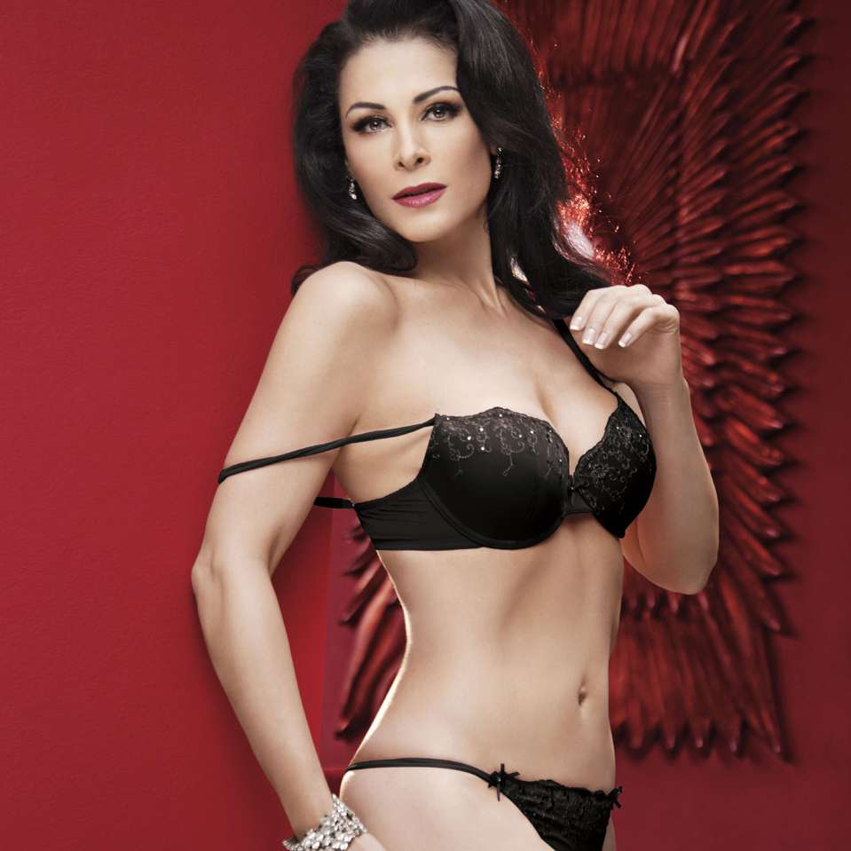 Lourdes Munguía Foto: Playboy