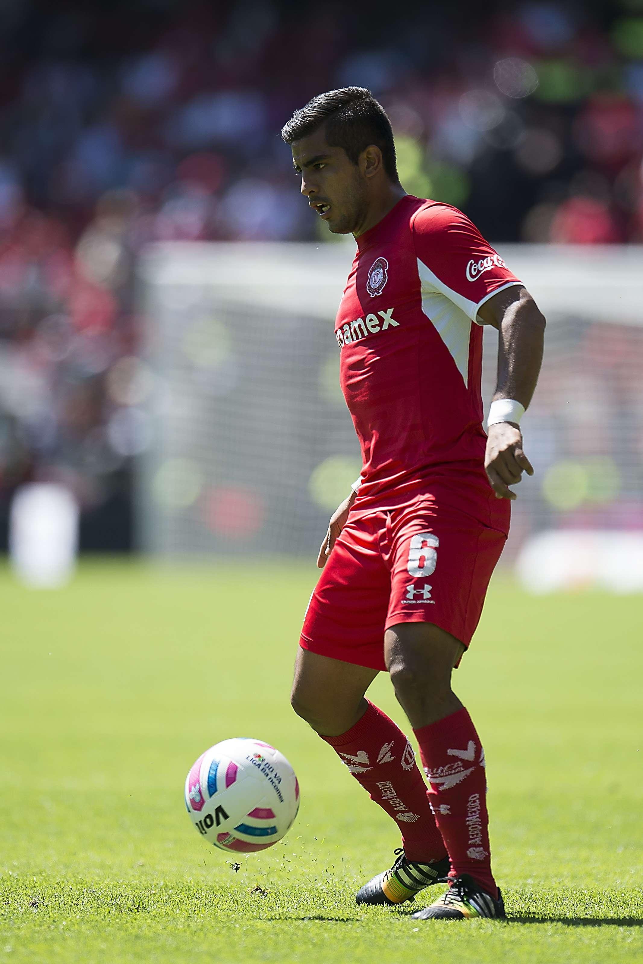 Ponce había sido prestado a los Diablos Foto: Mexsport