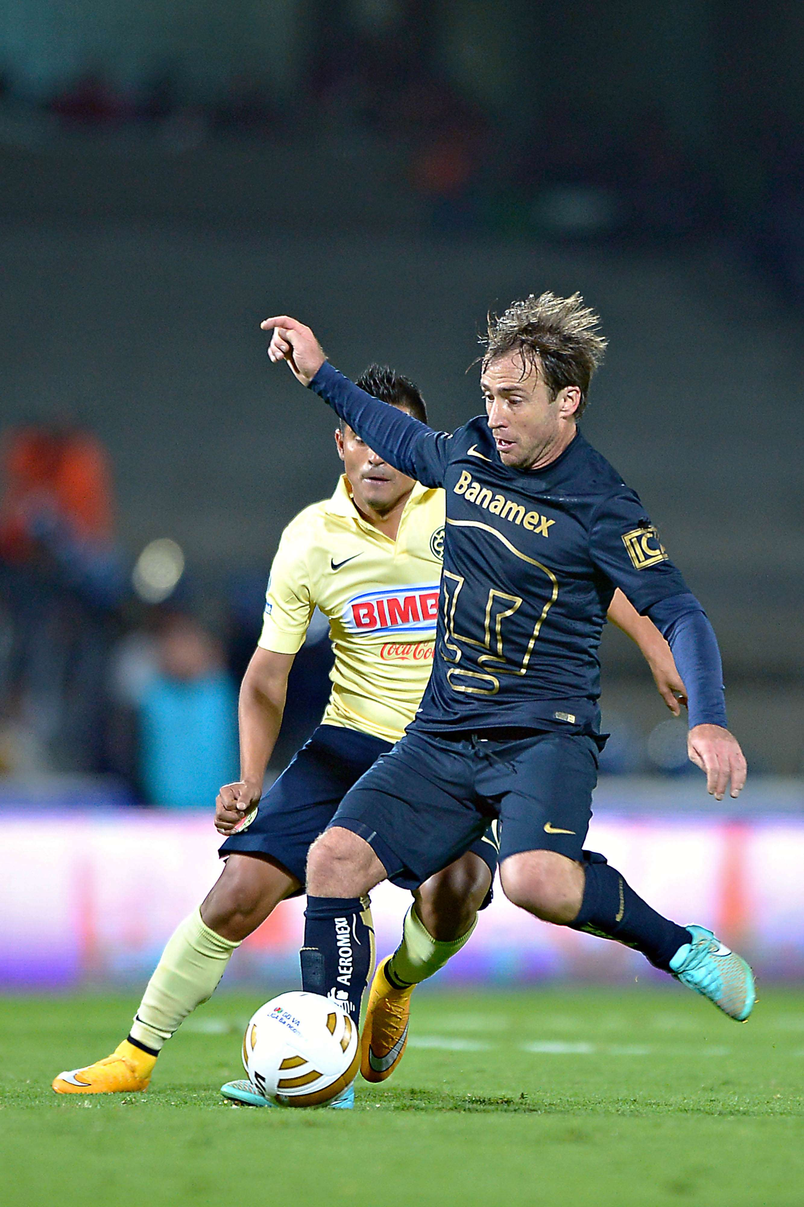Pumas hizo un gran partido de ida Foto: Mexsport