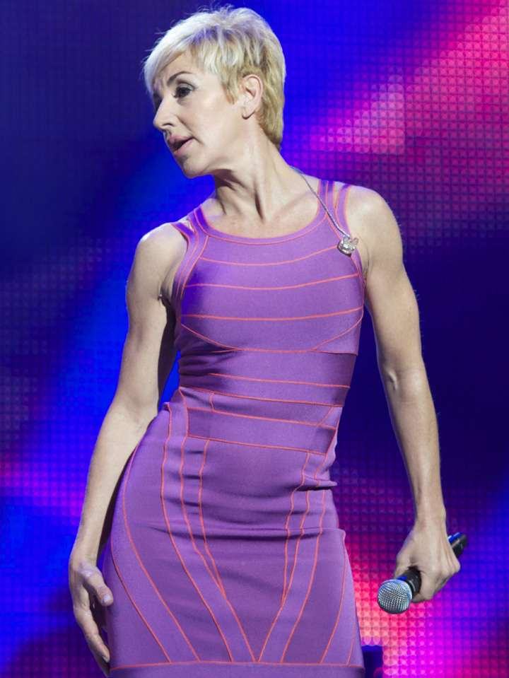 Ana Torroja Foto: Getty Images