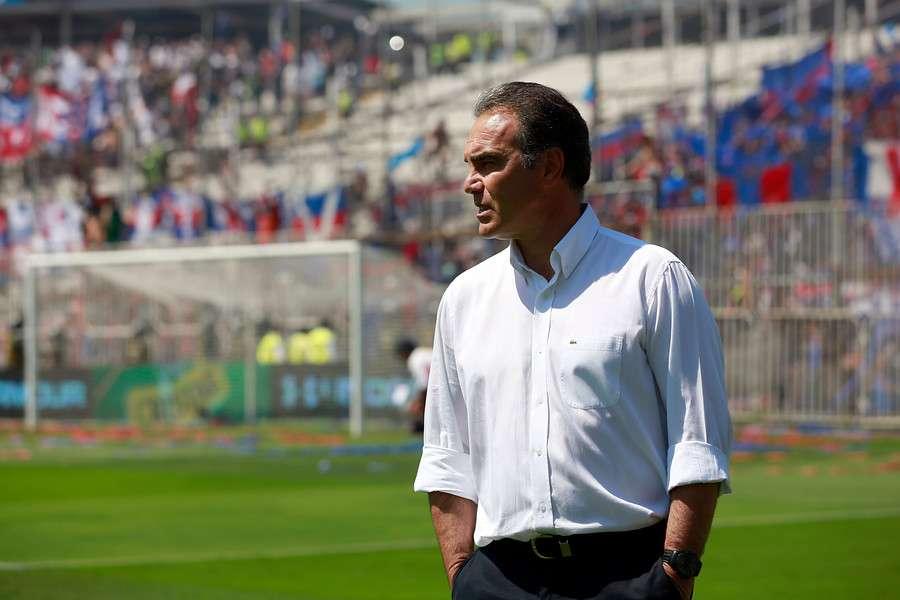 Lasarte reveló que el empate ante Barnechea fue motivante. Foto: Agencia UNO