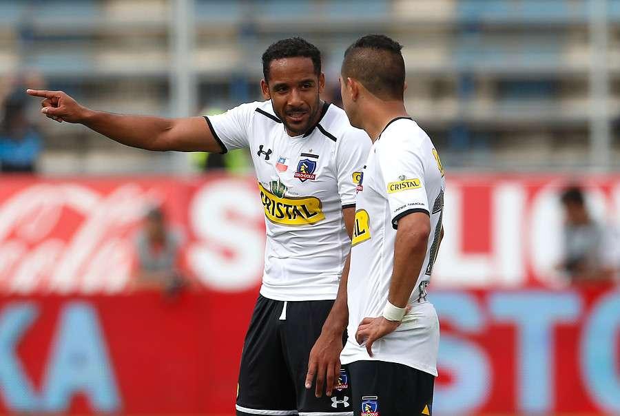 Jean Beausejour destacó la regularidad de Colo Colo. Foto: Agencia UNO