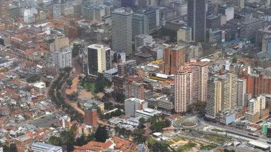 Bogotá Foto: AFP